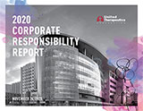 2020 Corporate Responsibility Report Cover